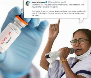 Fix price for Covid vaccine
